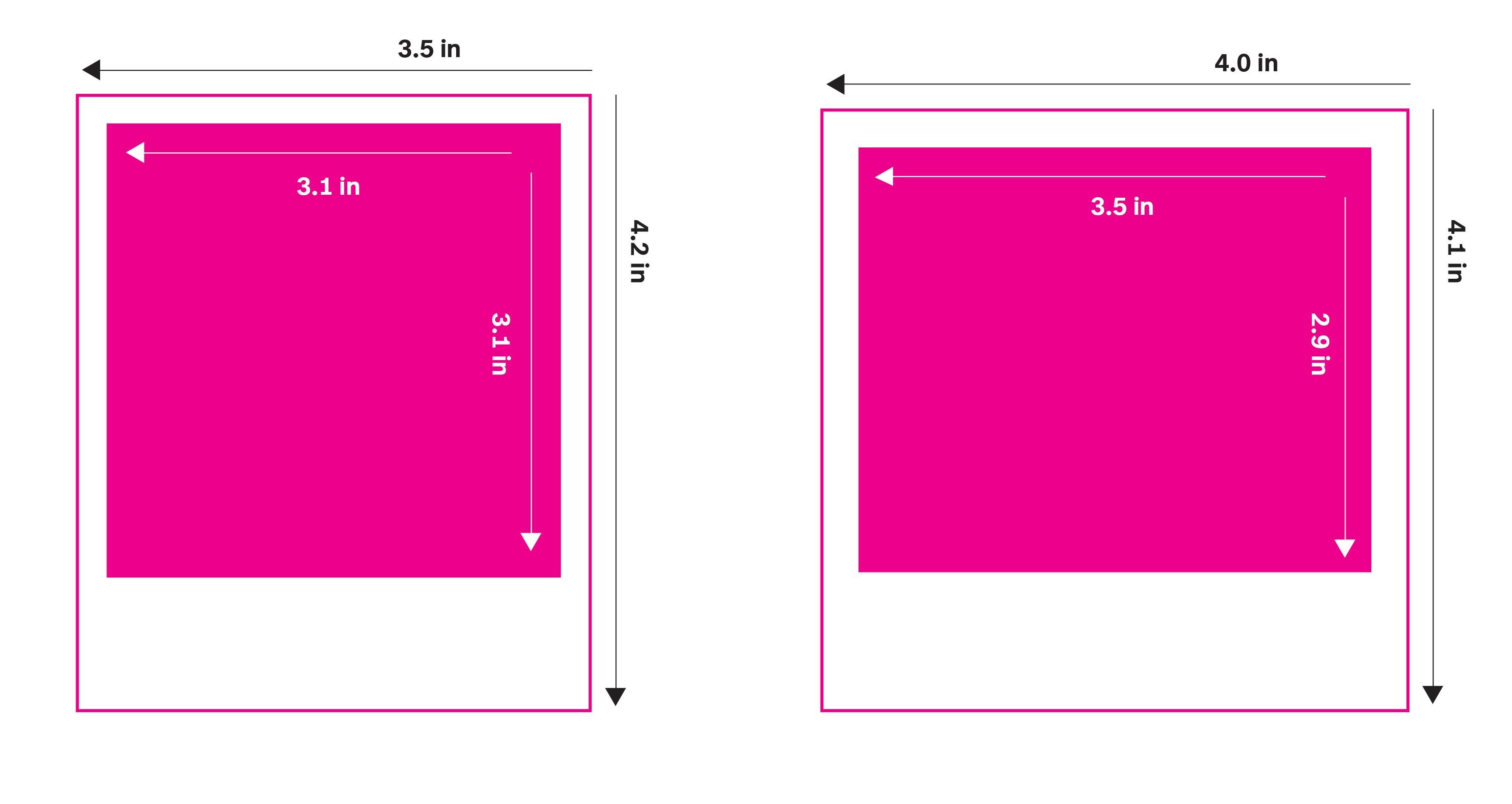 вариант квадратный формат изображения центра лысым